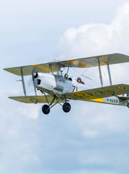 Tiger Moth Flight Experience