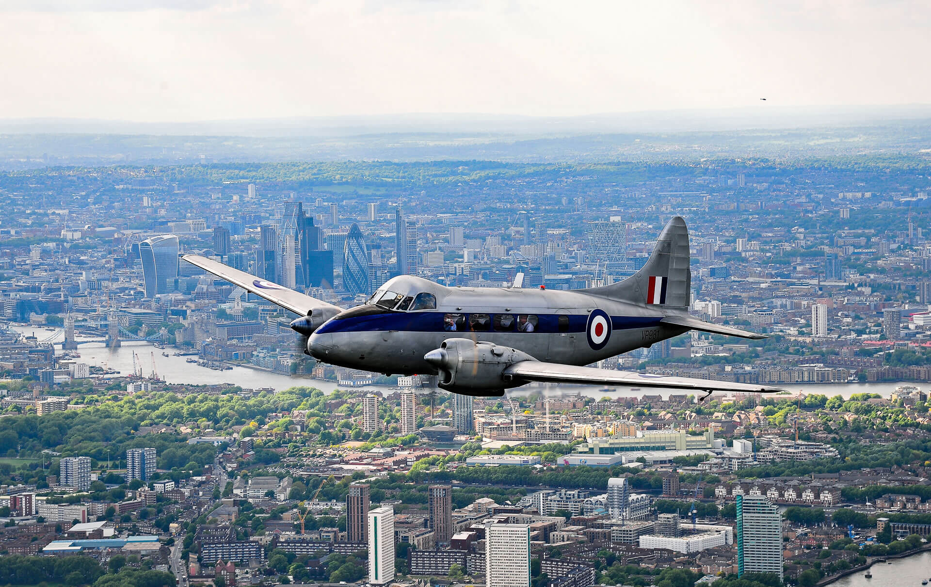 London Pleasure Flight