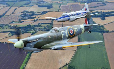 spitfire flight experiences testimonial