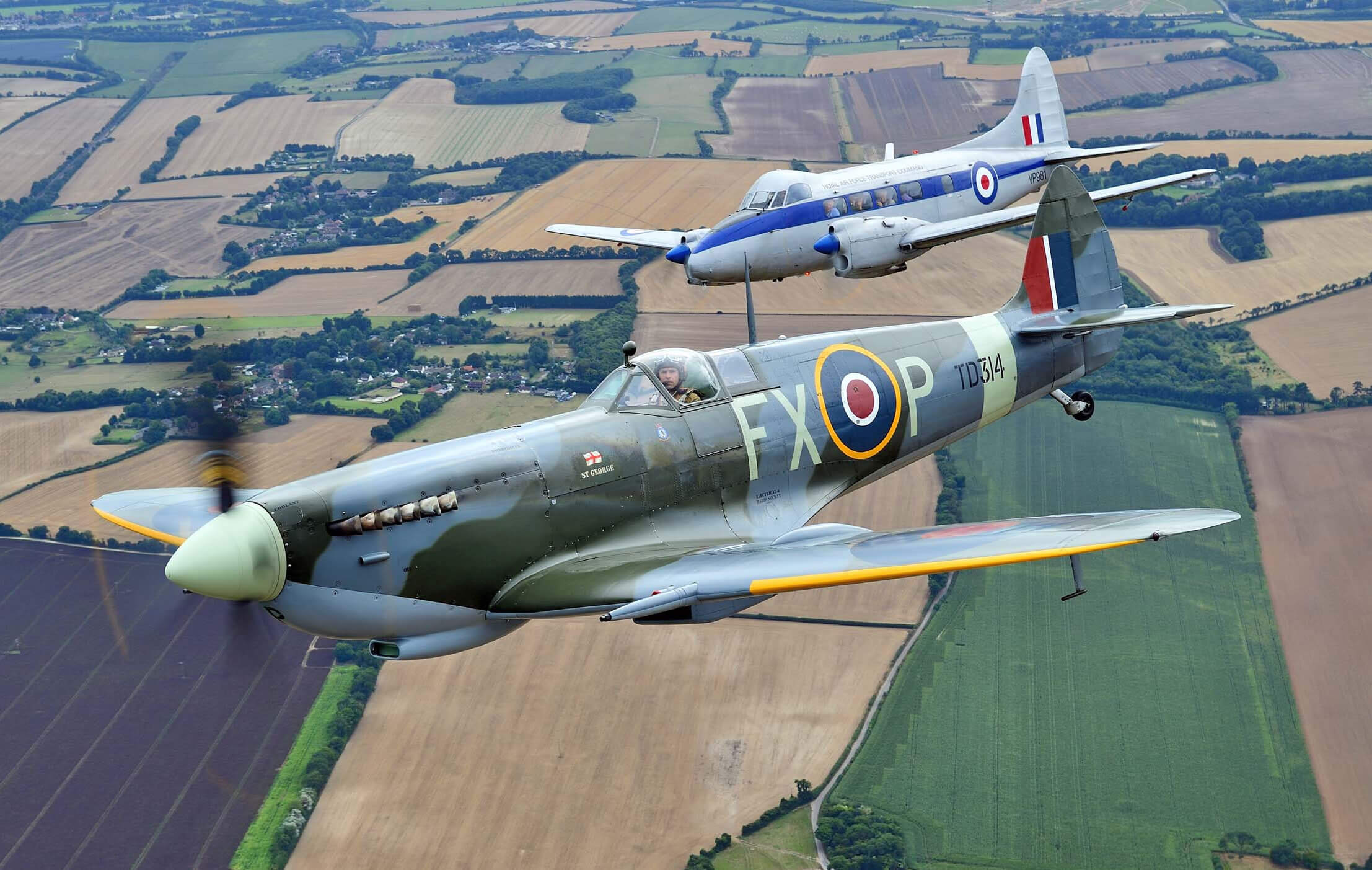 spitfire flight experiences testimonial