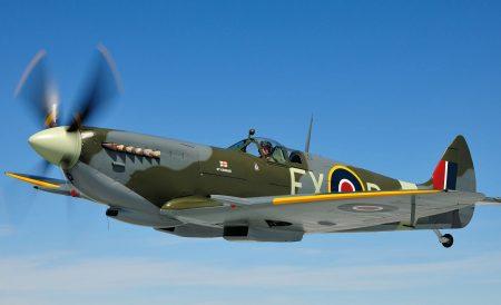 spitfire flight experiences