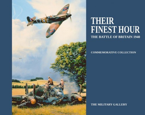 Their Finest Hour – The Battle of Britain 1940