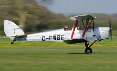 tiger moth flight experiences