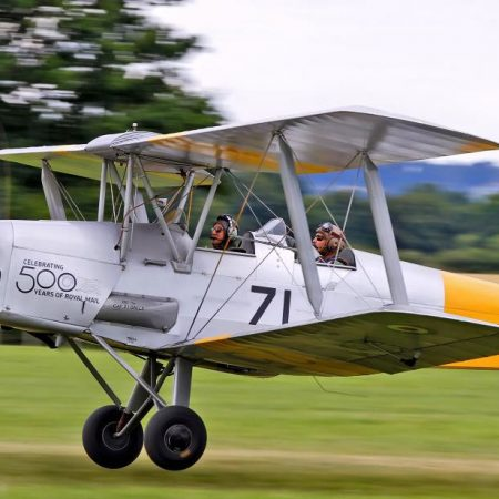 tiger moth flight experiences testimonial