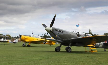 Book an ultimate Spitfire Flight
