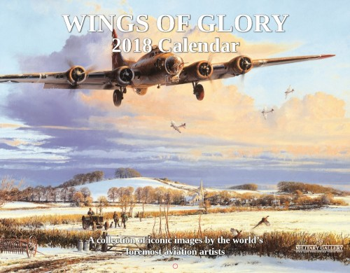 Wings of Glory 2018 Calendar